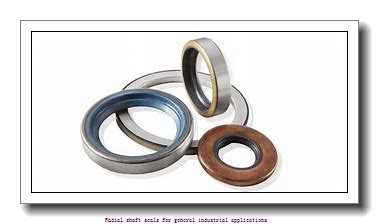 skf 13878 Radial shaft seals for general industrial applications