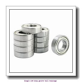 17 mm x 35 mm x 10 mm  NTN 6003LLU/6K Single row deep groove ball bearings
