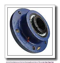 timken QMFY18J307S Solid Block/Spherical Roller Bearing Housed Units-Eccentric Round Flange Block