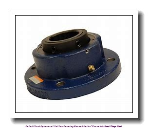 timken QMFY09J040S Solid Block/Spherical Roller Bearing Housed Units-Eccentric Round Flange Block