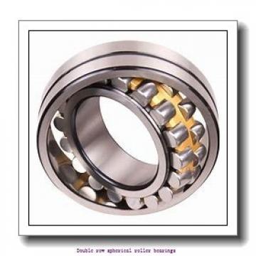 120 mm x 215 mm x 76 mm  SNR 23224EAKW33C3 Double row spherical roller bearings