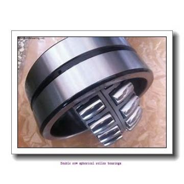 110 mm x 170 mm x 60 mm  SNR 24022EMW33 Double row spherical roller bearings