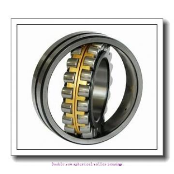 110 mm x 200 mm x 69.8 mm  SNR 23222.EAKW33 Double row spherical roller bearings