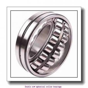 280 mm x 500 mm x 176 mm  SNR 23256EMW33 Double row spherical roller bearings