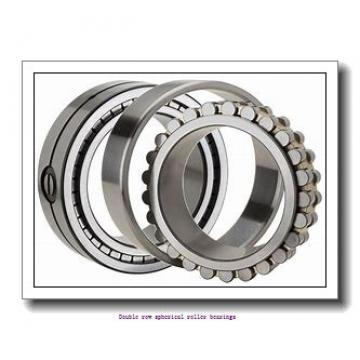 160,000 mm x 270,000 mm x 109 mm  SNR 24132EAK30W33 Double row spherical roller bearings