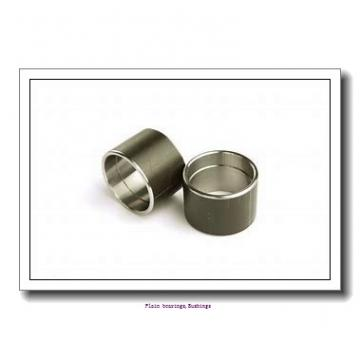 69,85 mm x 74,613 mm x 76,2 mm  skf PCZ 4448 E Plain bearings,Bushings