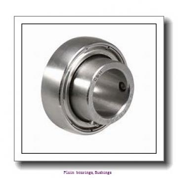 50,8 mm x 55,563 mm x 38,1 mm  skf PCZ 3224 M Plain bearings,Bushings