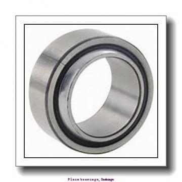 25,4 mm x 28,575 mm x 38,1 mm  skf PCZ 1624 M Plain bearings,Bushings