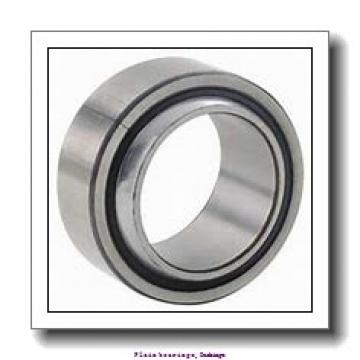 75 mm x 90 mm x 100 mm  skf PSM 7590100 A51 Plain bearings,Bushings
