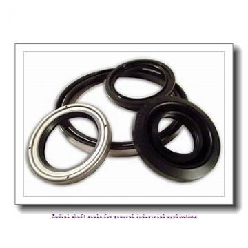 skf 9932 Radial shaft seals for general industrial applications