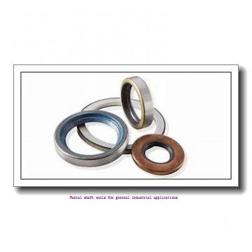 skf 105X130X12 CRW1 V Radial shaft seals for general industrial applications