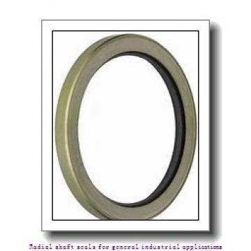 skf 6X16X5 HMSA10 RG Radial shaft seals for general industrial applications