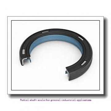 skf 105X130X12 CRW1 R Radial shaft seals for general industrial applications
