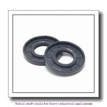 skf 350x380x16 HDS2 R Radial shaft seals for heavy industrial applications