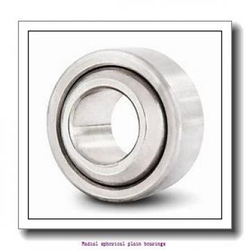 88.9 mm x 149.225 mm x 90.424 mm  skf GEZH 308 ES-2RS Radial spherical plain bearings