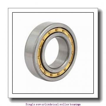 95 mm x 170 mm x 43 mm  SNR NJ.2219.E.G15 Single row cylindrical roller bearings