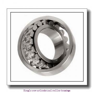 35 mm x 72 mm x 23 mm  NTN NJ2207EAT2X Single row cylindrical roller bearings