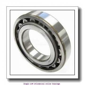 90 mm x 160 mm x 40 mm  NTN NJ2218ET2X Single row cylindrical roller bearings