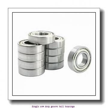 20 mm x 42 mm x 12 mm  NTN 6004 Single row deep groove ball bearings
