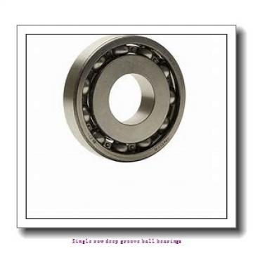 17 mm x 35 mm x 10 mm  NTN 6003LLU/L627 Single row deep groove ball bearings