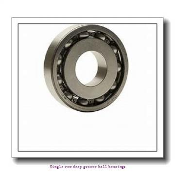 20 mm x 42 mm x 12 mm  NTN 6004LLB/2AS Single row deep groove ball bearings