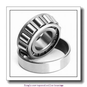 28,575 mm x 62 mm x 20,638 mm  NTN 4T-15113/15245 Single row tapered roller bearings