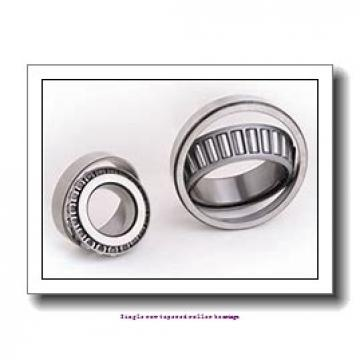 34,925 mm x 73,025 mm x 24,608 mm  NTN 4T-25878/25820 Single row tapered roller bearings