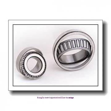 39,688 mm x 76,2 mm x 25,654 mm  NTN 4T-2789/2720 Single row tapered roller bearings