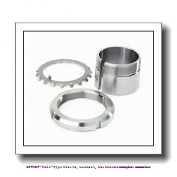 timken SNW-3122 x 3 15/16 SNW/SNP-Pull-Type Sleeve, Locknut, Lockwasher/Lockplate Assemblies