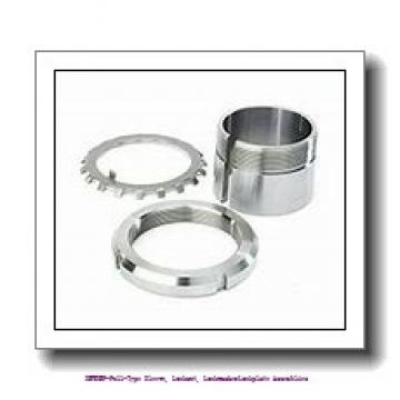 timken SNW-124 x 4 1/4 SNW/SNP-Pull-Type Sleeve, Locknut, Lockwasher/Lockplate Assemblies