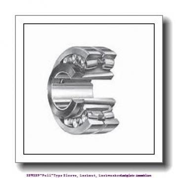 timken SNW-126 x 4 9/16 SNW/SNP-Pull-Type Sleeve, Locknut, Lockwasher/Lockplate Assemblies