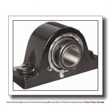 timken QAACW11A204S Solid Block/Spherical Roller Bearing Housed Units-Double Concentric Piloted Flange Cartridge
