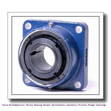 timken QAACW11A203S Solid Block/Spherical Roller Bearing Housed Units-Double Concentric Piloted Flange Cartridge