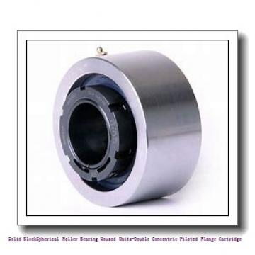 timken QAAC18A308S Solid Block/Spherical Roller Bearing Housed Units-Double Concentric Piloted Flange Cartridge