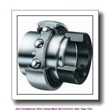 timken QMFY15J075S Solid Block/Spherical Roller Bearing Housed Units-Eccentric Round Flange Block