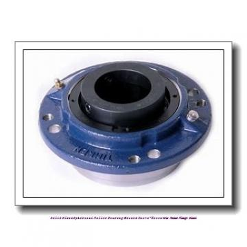 timken QMFY26J415S Solid Block/Spherical Roller Bearing Housed Units-Eccentric Round Flange Block