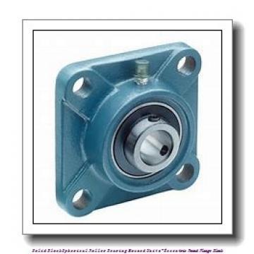 timken QMFX22J110S Solid Block/Spherical Roller Bearing Housed Units-Eccentric Round Flange Block