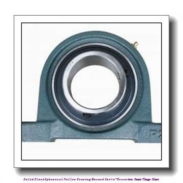 timken QMFY18J090S Solid Block/Spherical Roller Bearing Housed Units-Eccentric Round Flange Block