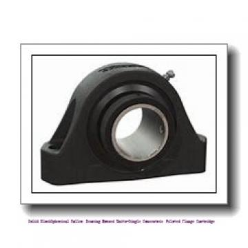 timken QVFY22V312S Solid Block/Spherical Roller Bearing Housed Units-Single V-Lock Round Flange Block