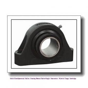 timken QVFY16V215S Solid Block/Spherical Roller Bearing Housed Units-Single V-Lock Round Flange Block