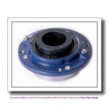 timken QACW11A203S Solid Block/Spherical Roller Bearing Housed Units-Single Concentric Piloted Flange Cartridge