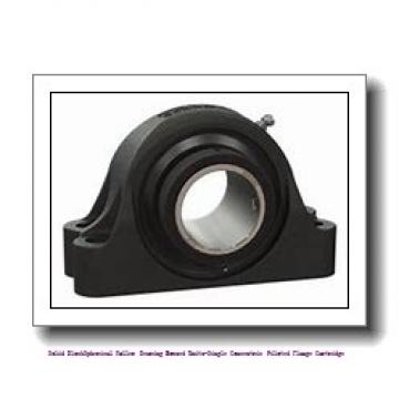 timken QVFK26V115S Solid Block/Spherical Roller Bearing Housed Units-Single V-Lock Round Flange Block