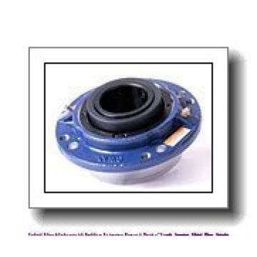 timken QVFY26V115S Solid Block/Spherical Roller Bearing Housed Units-Single V-Lock Round Flange Block