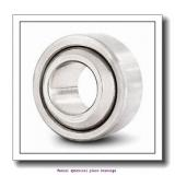 100 mm x 160 mm x 85 mm  skf GEH 100 ES-2LS Radial spherical plain bearings