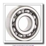25 mm x 47 mm x 12 mm  NTN 6005CM Single row deep groove ball bearings