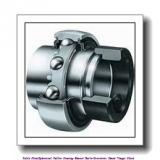 timken QMFY22J115S Solid Block/Spherical Roller Bearing Housed Units-Eccentric Round Flange Block