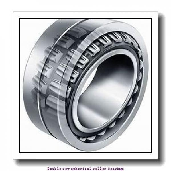 130 mm x 210 mm x 80 mm  SNR 24126.EAW33 Double row spherical roller bearings #1 image