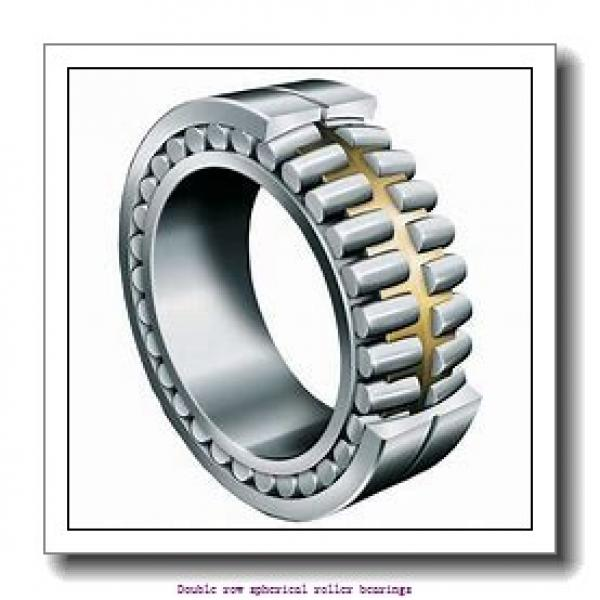 120 mm x 215 mm x 76 mm  SNR 23224.EMKW33 Double row spherical roller bearings #1 image