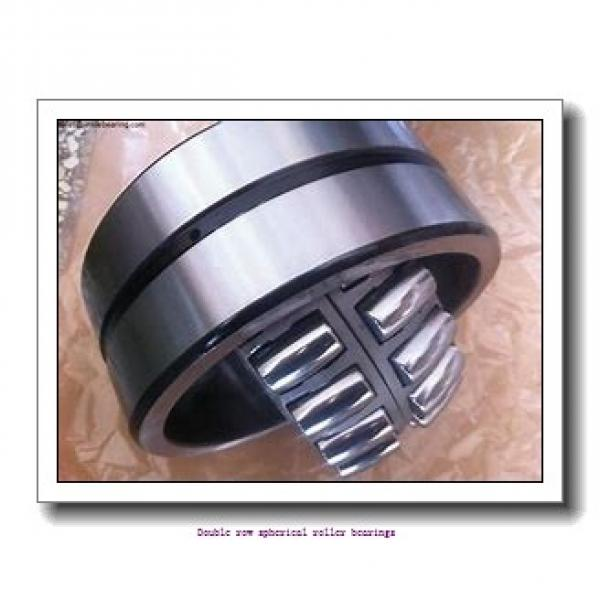 260 mm x 480 mm x 174 mm  SNR 23252EMW33 Double row spherical roller bearings #1 image