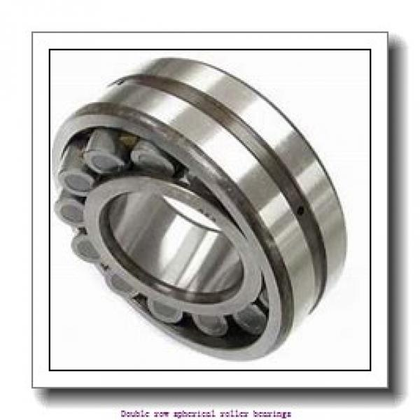 120 mm x 215 mm x 76 mm  SNR 23224.EMW33C3 Double row spherical roller bearings #1 image